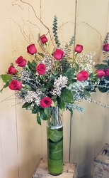 Red Romance<br> Inglis Florists from Inglis Florist in Tucson, AZ