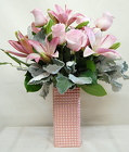 Preciously Pink Bouquet<br>Inglis Florists