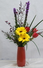 Blooming Beauty Bud Vase<br>Inglis Florists