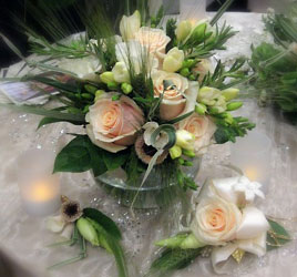 Contemporary and White from Inglis Florist in Tucson, AZ