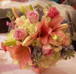 Beautiful Pastels from Inglis Florist in Tucson, AZ