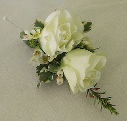 Simple But Stunning Boutonniere from Inglis Florist in Tucson, AZ