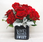Sweet Rose Special Bouquet<br>Inglis Florists