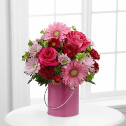 The FTD Color Your Day With Happiness Bouquet  from Inglis Florist in Tucson, AZ