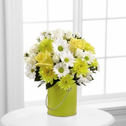 The FTD Color Your Day With Sunshine Bouquet from Inglis Florist in Tucson, AZ