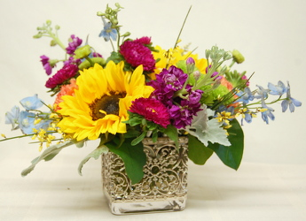 Silver Linings Bouquet<br>Inglis Florists