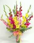 Glorious Gladiolas Bouquet<br>Inglis Florists
