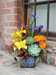 Moroccan Muse Bouquet<br>Inglis Florists from Inglis Florist in Tucson, AZ