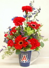 U of A Spirit Bouquet<br>Inglis Florists