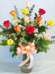 'Any Color But Red' Dozen Special<br>Inglis Florists from Inglis Florist in Tucson, AZ