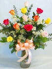 'Any Color But Red' Dozen Special<br>Inglis Florists