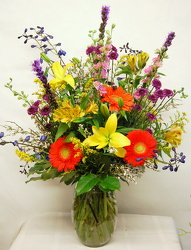 Love's Watercolors Bouquet<br>Inglis Florists from Inglis Florist in Tucson, AZ