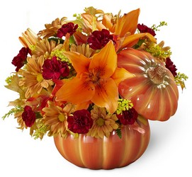 The FTD Bountiful Bouquet