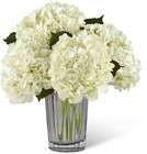 The FTD Ivory Hydrangea Bouquet by Vera Wang
