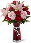 The FTD Hold My Heart Bouquet