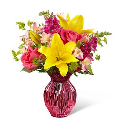 The FTD Happy Spring Bouquet from Inglis Florist in Tucson, AZ