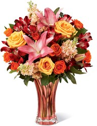 The FTD Touch of Spring Bouquet from Inglis Florist in Tucson, AZ