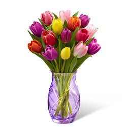 The FTD Spring Tulip Bouquet by Better Homes and Gardens from Inglis Florist in Tucson, AZ