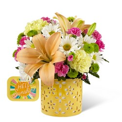 The FTD Brighter Than Bright Bouquet by Hallmark from Inglis Florist in Tucson, AZ