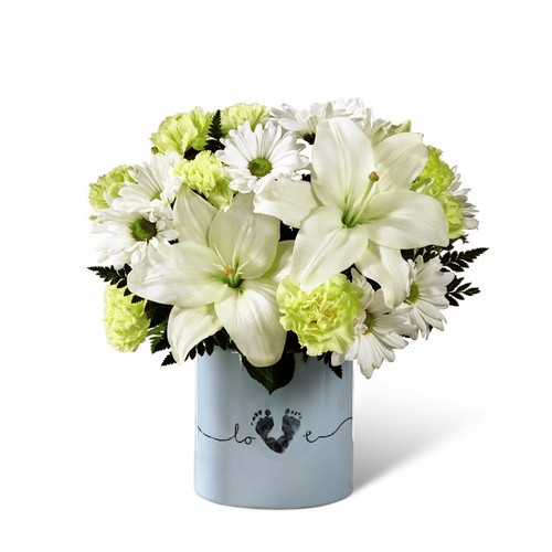 BB1^1xg Gl Vase With Lilies on pot lilies, christmas lilies, wood lilies, spring lilies, cross lilies, glass lilies, blue lilies,