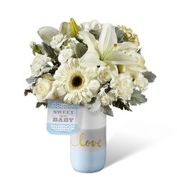 The FTD Sweet Baby Boy Bouquet by Hallmark from Inglis Florist in Tucson, AZ