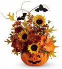 Teleflora's Trick Treat Bouquet