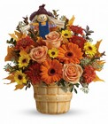 Teleflora's Harvest Cheer Bouquet