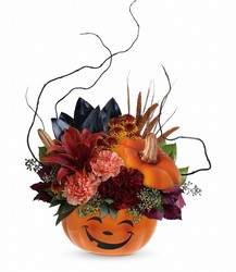 Teleflora's Halloween Magic Bouquet from Inglis Florist in Tucson, AZ