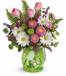 Teleflora's Songs Of Spring Bouquet from Inglis Florist in Tucson, AZ