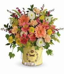 Teleflora's Country Spring Bouquet from Inglis Florist in Tucson, AZ