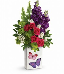 Teleflora's Flight Of Fancy Bouquet from Inglis Florist in Tucson, AZ