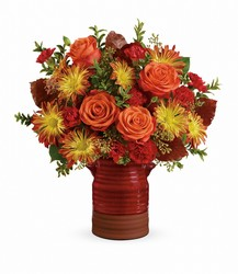 Teleflora's Heirloom Crock Bouquet from Inglis Florist in Tucson, AZ