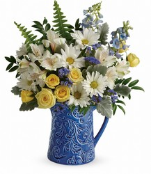 Teleflora's Bright Skies Bouquet from Inglis Florist in Tucson, AZ