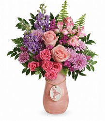 Teleflora's Winged Beauty Bouquet from Inglis Florist in Tucson, AZ