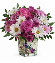 Teleflora's Wildflower In Flight Bouquet from Inglis Florist in Tucson, AZ