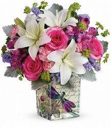Teleflora's Garden Poetry Bouquet from Inglis Florist in Tucson, AZ