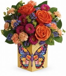 Teleflora's Gorgeous Gratitude Bouquet from Inglis Florist in Tucson, AZ