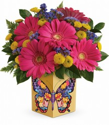 Teleflora's Wings Of Thanks Bouquet from Inglis Florist in Tucson, AZ