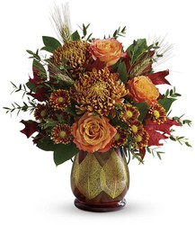 Teleflora's Fields Of Amber Bouquet from Inglis Florist in Tucson, AZ