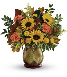 Teleflora's Changing Leaves Bouquet from Inglis Florist in Tucson, AZ
