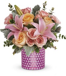 Teleflora's Pink Breeze Bouquet from Inglis Florist in Tucson, AZ