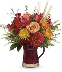 Teleflora's Fields Of Fall Bouquet from Inglis Florist in Tucson, AZ