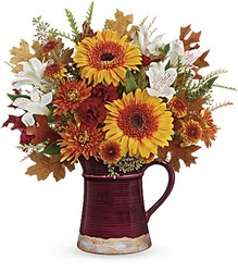 Teleflora's Blooming Fall Bouquet from Inglis Florist in Tucson, AZ