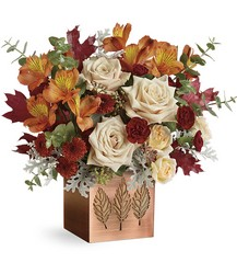 Teleflora's Shimmering Leaves Bouquet from Inglis Florist in Tucson, AZ