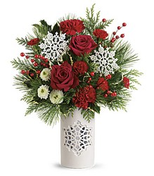 Teleflora's Flurry Of Elegance Bouquet from Inglis Florist in Tucson, AZ