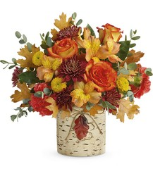 Autumn Colors Bouquet from Inglis Florist in Tucson, AZ