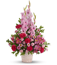 Heavenly Heights Bouquet<br>Teleflora from Inglis Florist in Tucson, AZ