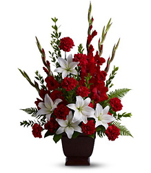Teleflora's Tender Tribute from Inglis Florist in Tucson, AZ