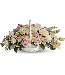 Dawn of Remembrance Basket<br>Teleflora from Inglis Florist in Tucson, AZ