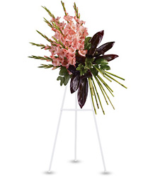 Elegant Tribute Spray<br>Teleflora from Inglis Florist in Tucson, AZ